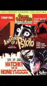 Anatomy Of A Psycho/hatchet For The Honeymoon