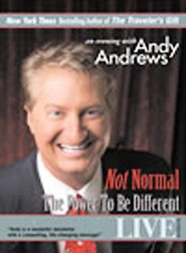 Andy Amdrews - Not Perpendicular: The Power To Be Different