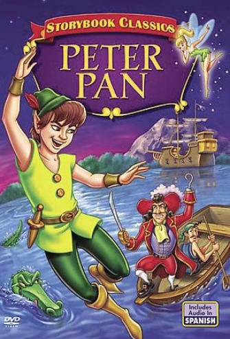Animated Classics - Peter Pan