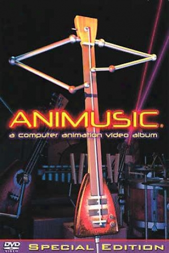 Animusic: A Computer Animation Video Album