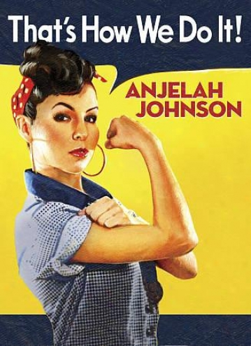 Anjelah Johnson: That's Hwo We Do It!