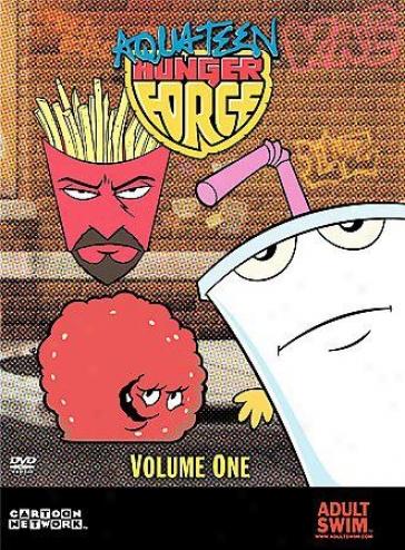 Aqua Teen Hunger Force - Vol. 1