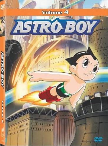 Astro Boy - Vol. 4