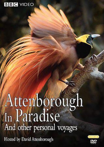 Attenborough In Paradise And Other Personal Voyaves