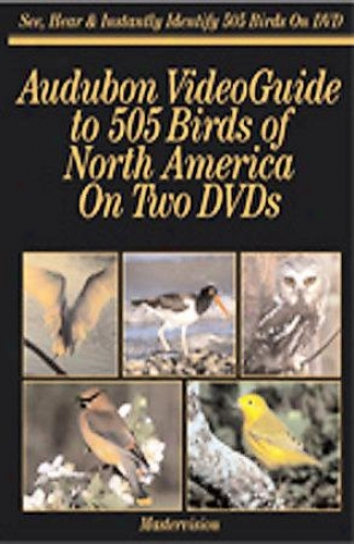 Audubon Videoguide To 505 Birds Of North America