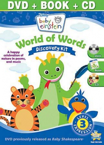 Baby Einstei: World Of Words Discovery Kit
