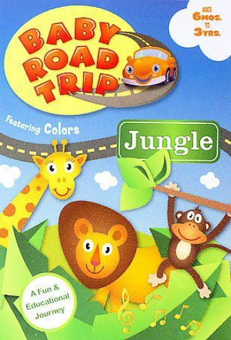 Baby Road Trip - Jungle