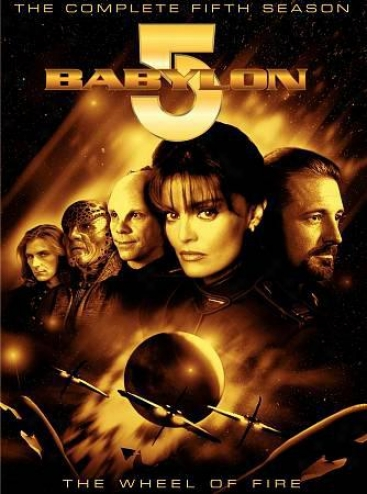 Babylon 5 - The Complete Fifth Sdason