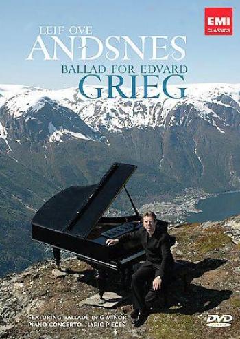 Ballad For Edvard Grieg - Leif Ove Andsnes