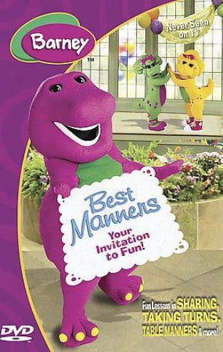Barney - Barney's Best Manners