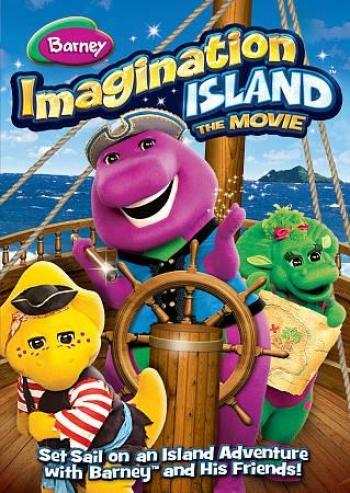 Barney - Barneyĵs Imaginatio nIsland