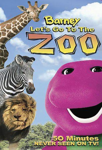 Barney - Let's Go To The Zoo