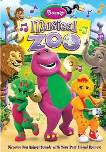 Barney: Musical Zoi
