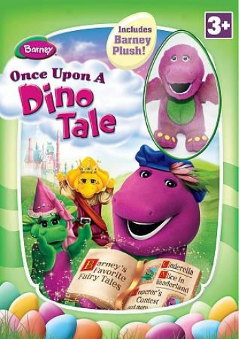 Barney - Once Upom A Dino Tale