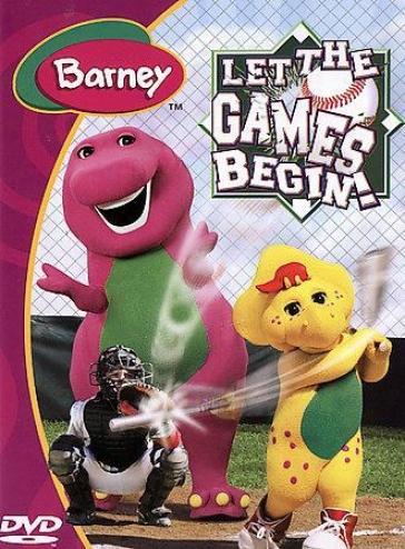 Barney - Ready, Flow Play!