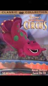 Barney - Super Singing Circus