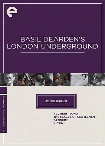Basil Dearden's London Underground