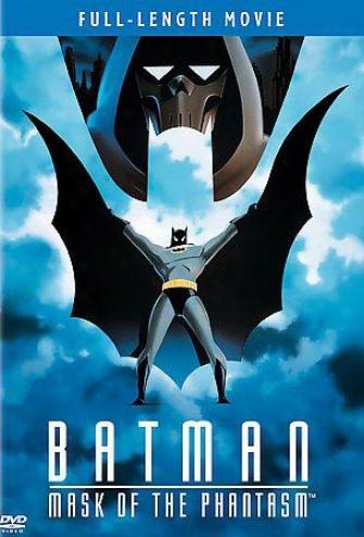 Batman - Mask O fThe Phantasm