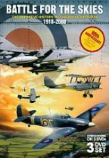 Battle For The Skies: The Definitive History Of The Royal Air Force