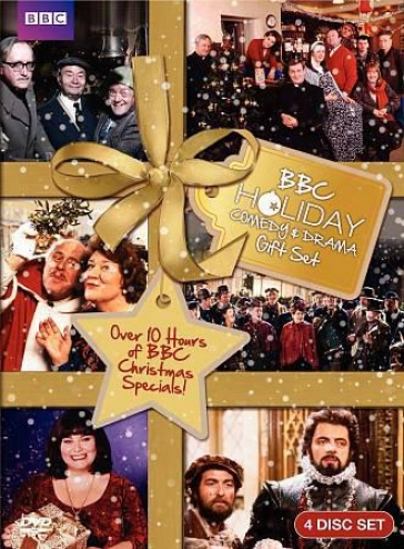 Bbc Holiday Comedy & Drama Gift Set