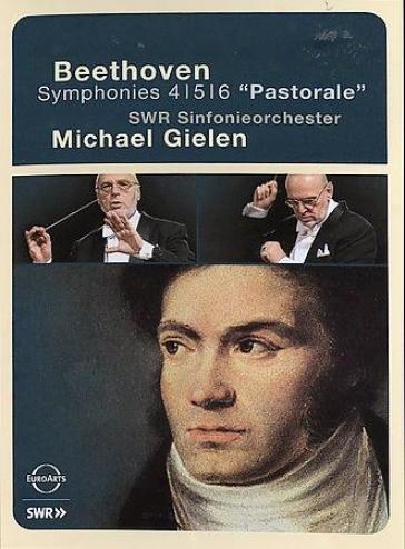 """Beethoven - Sympphohies 4, 5, 6 - """"pastorale"""""""