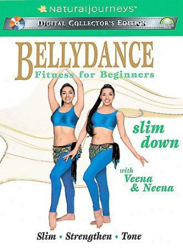 Bellydance Qualification For Beginners - Slim Down