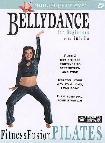 Bellydance Fitness Fusion With Suhaila - Pilates