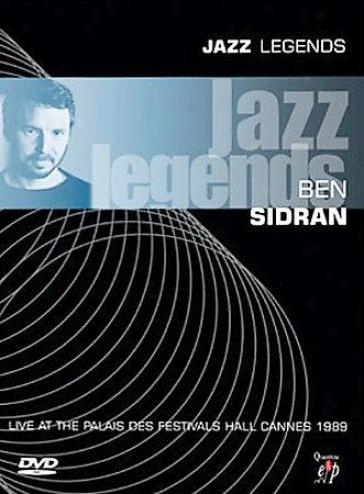 Ben Sid5an - Live Palais Des Festivals Hall Cannes 1989