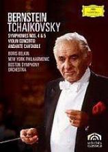 Bernstein/nypo - Symphonies Nos 4 & 5