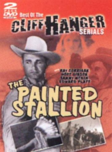 Best Of The Cliff-hanger Serials: The Painted Stallion Two-pack (dvd)