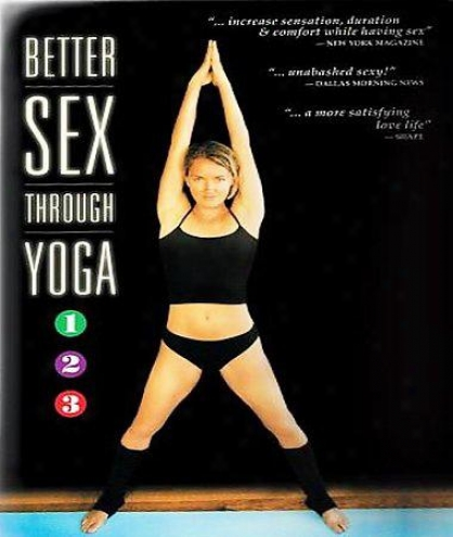 Better Sex Through Yoga - 3 Volume Workshop