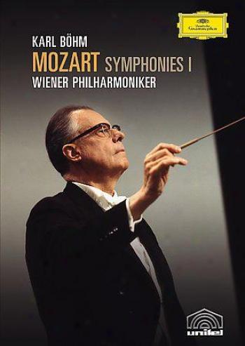 B?hm/vienna Philharmonic Orch. - Mozart: Symphonies I