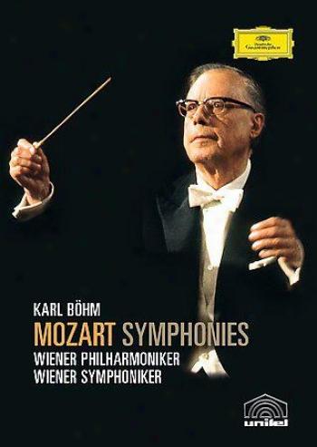 B?hm/vienna Philharmonic Orchestra - Symphonies No. 1-3