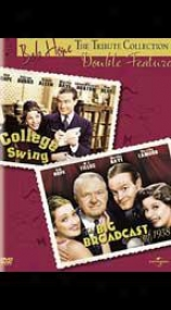Haughty Broadcast Of 1938/college Swing