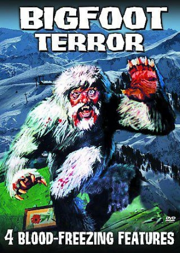 Bigfoot Terror - 4 Blood-freezing Features