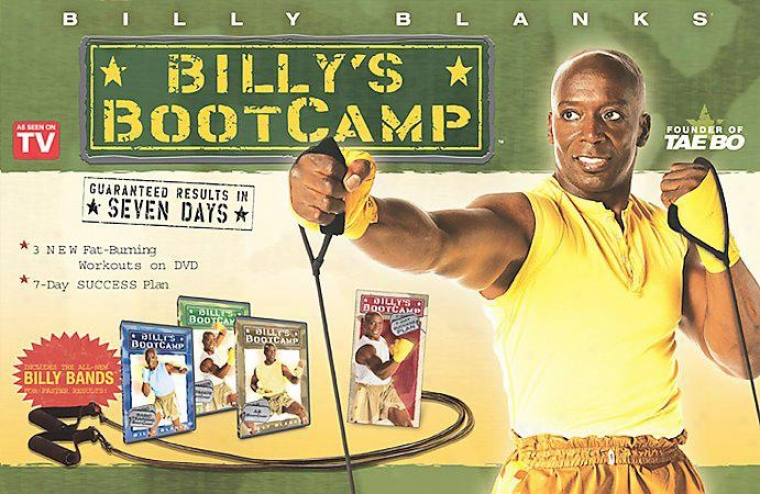 Billy Blanks - Billy's Bootcamp Collection