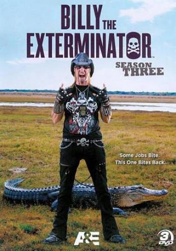 Billy The Exterminator: Season Three