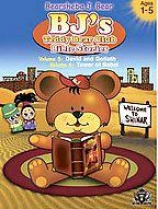 Bj's Teddy Growler Clb And Bible Stories: Volume 5 & 6