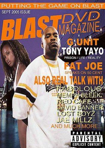 Blast Dvd Magazine