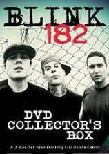 Blink 182 Dvd Collecto's Box