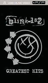 Blink 182 - Greatest Hits (psp Movie)