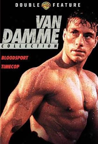 Bloodspport/timecop