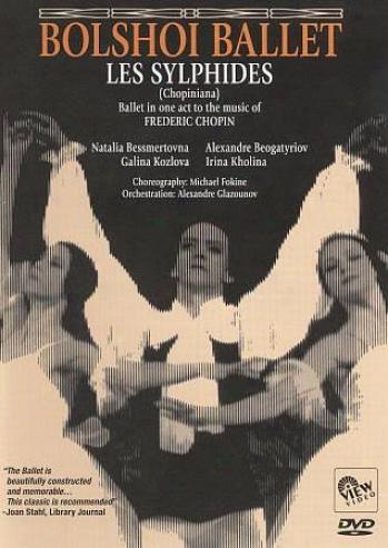 Bolshoi Ballet - Les Sylphides (chopiniana)