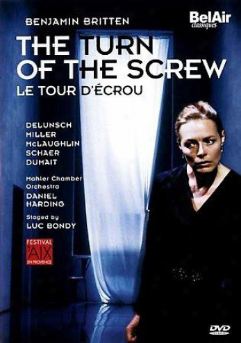 Britten - The Turn Of The Screw - Harding, Delunsch