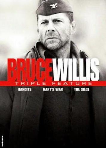 Bruce Willis - Triple Feature