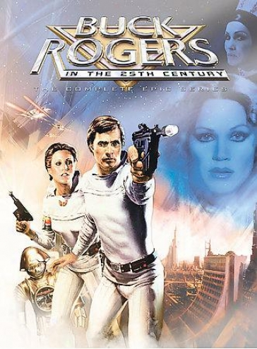 Buck Rogers In The 25th Century - The Complete Epic Series