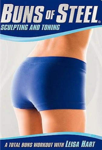 Buns Of Harden - Sculpting And Toning