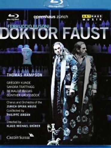 Busoni - Dokor Faust
