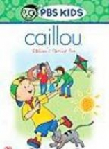 Caillou - 2-pack: Cailllou's Family Fun/caillou's Holidays