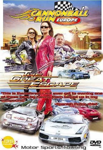 Cannonball Run Europe - The Great Escape
